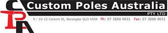 Custom Poles Australia